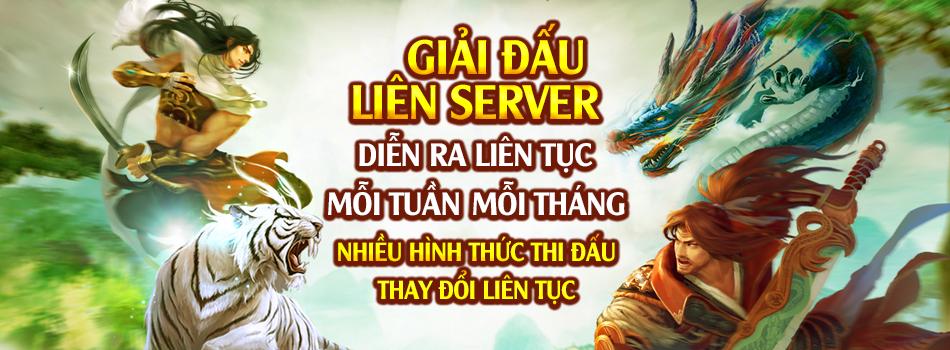 Tính Năng - Liên Server